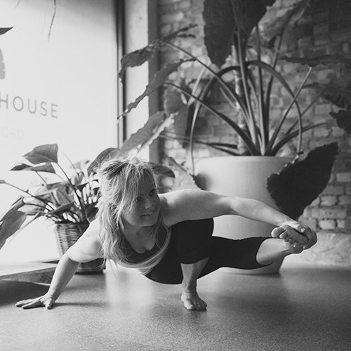 AINA WETHAL - Yoga Teacher at Yoga House London, Catford and Lee, South East London