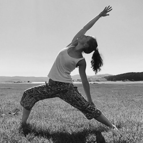 GIOVINA GUERRA - Yoga Teacher at Yoga House London, Catford and Lee, South East London