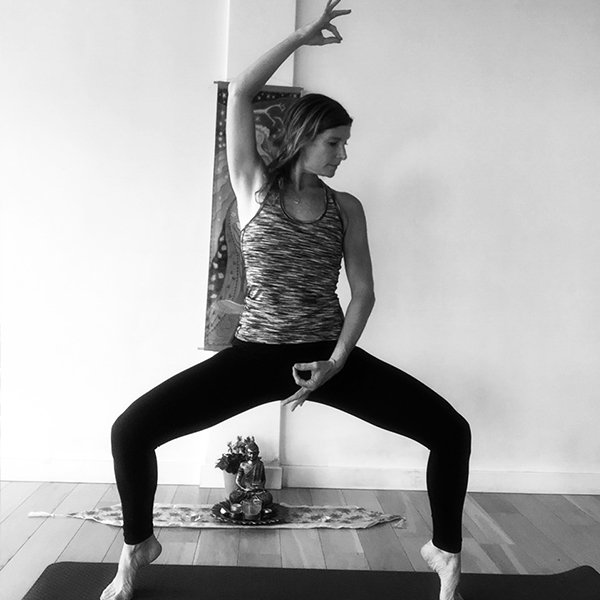 NATALIE YUNNIE - Yoga Teacher at Yoga House London, Catford and Lee, South East London