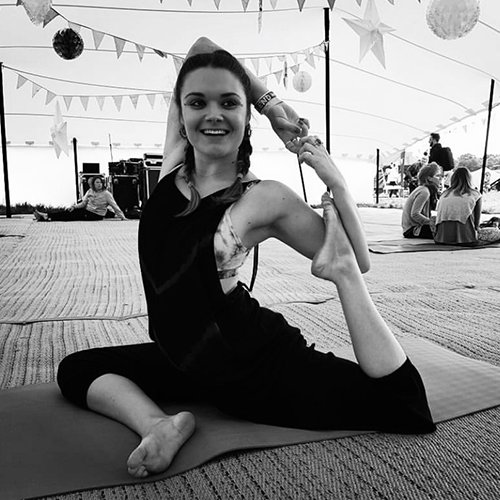 SARAH GREEN - Yoga Teacher at Yoga House London, Catford and Lee, South East London