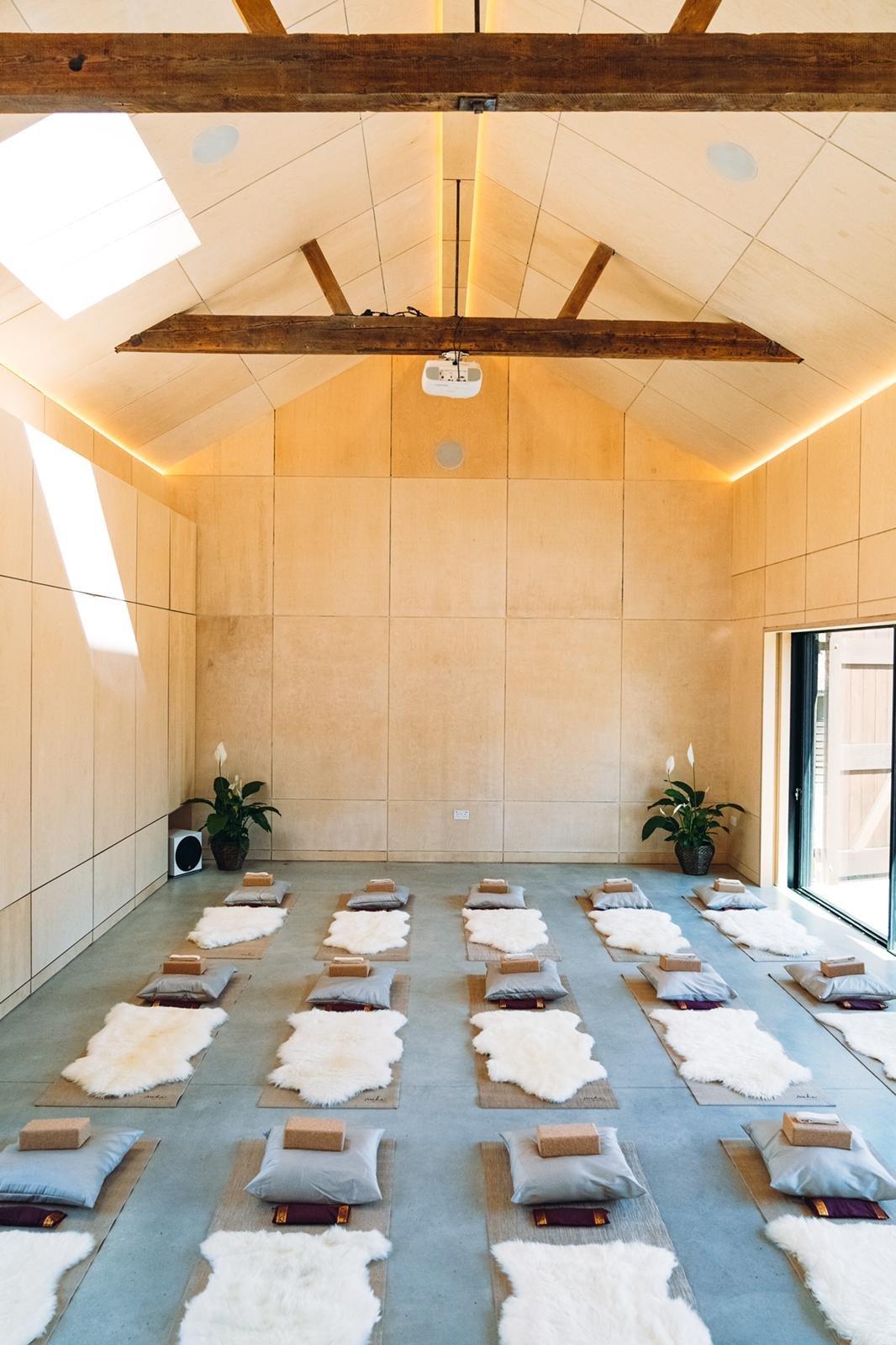 - Yoga House London - Yoga Retreat