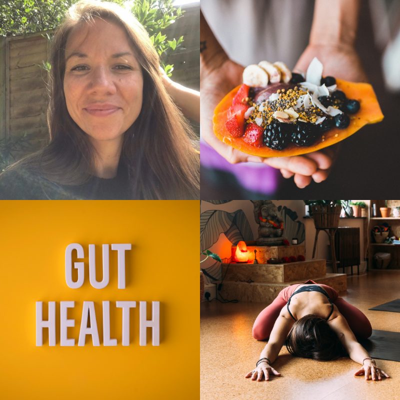 De stress with YIN + Gut Health Workshop - Workshop at Yoga House, London - Catford and Lee