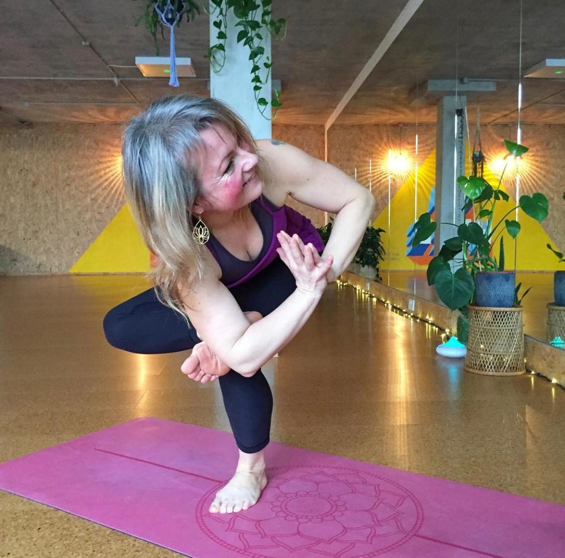 Deepening your Practice with Aina Wethal - Workshop at Yoga House, London - Catford and Lee