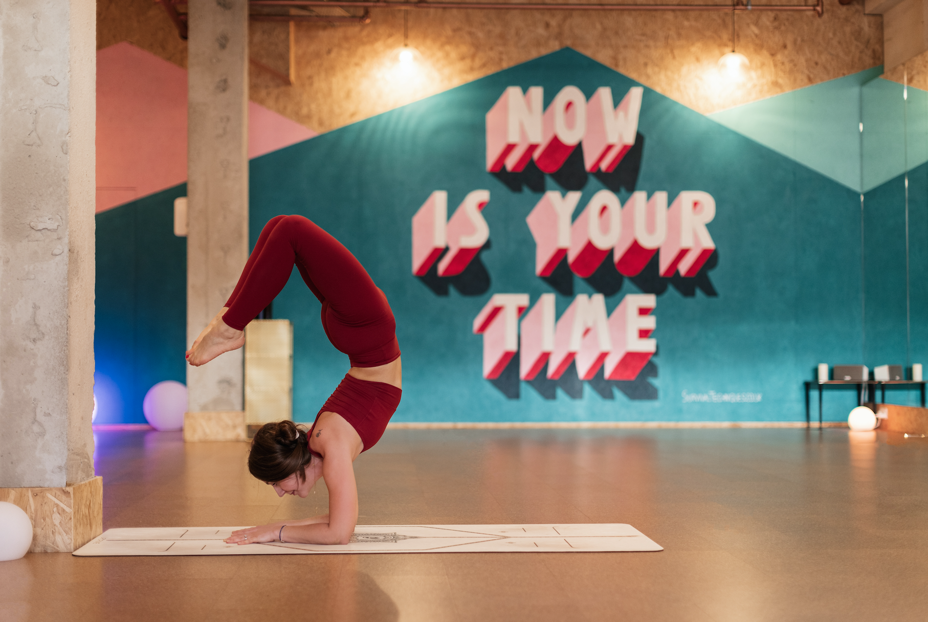 Arm + Forearm Balance Workshop with Kasia Blackwell - Workshop at Yoga House, London - Catford and Lee