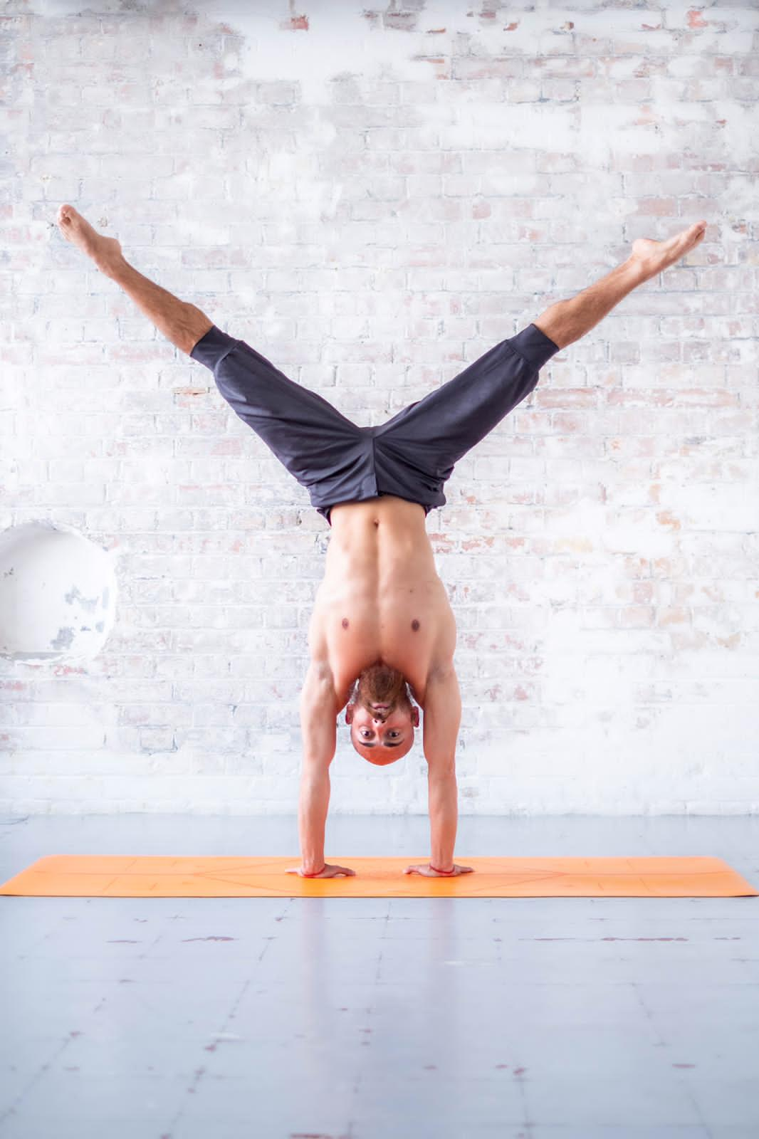 Finding Flight - Handstand Workshop with David Pearce - Workshop at Yoga House, London - Catford and Lee